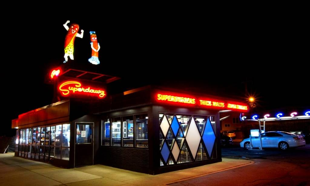Que Faire à Chicago Superdawg Drive-In