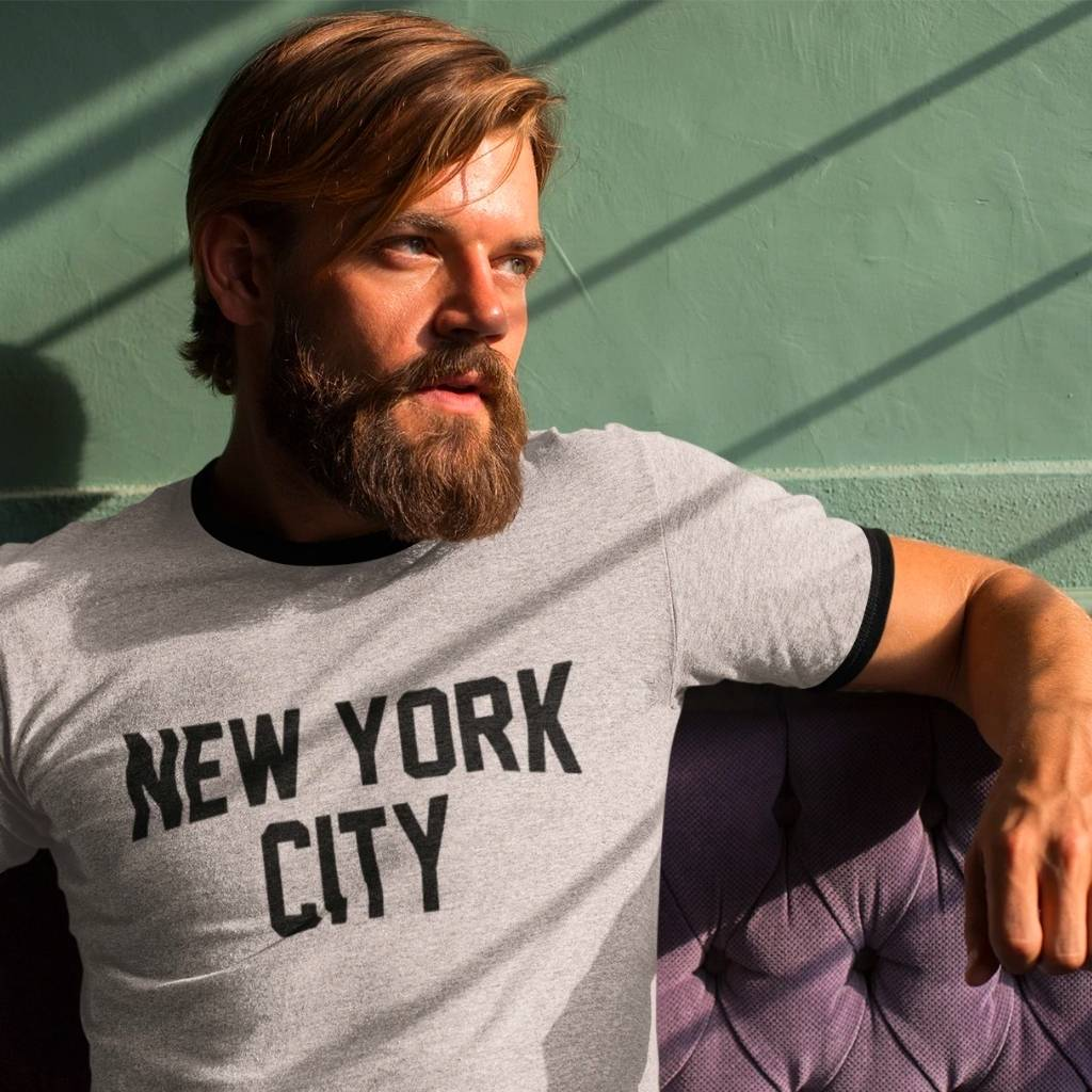 T-Shirts Vintage De Boutique New York