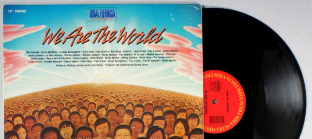 We Are the World (single, 1985)