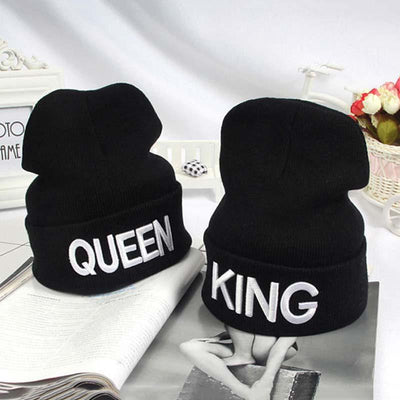 Bonnet Vintage Queen And King