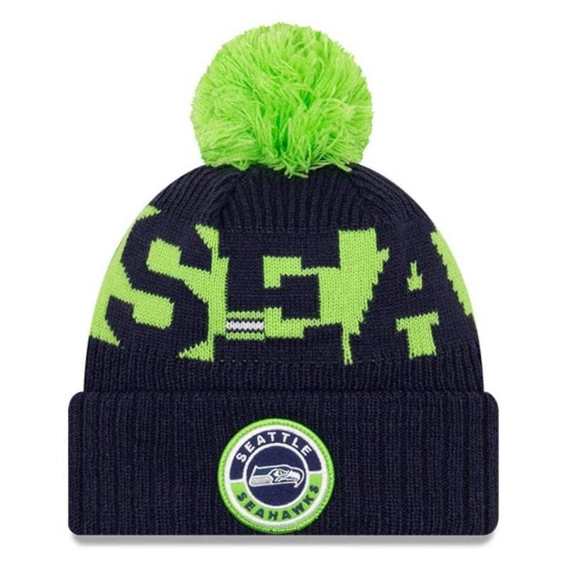 Bonnet Vintage Seattle Seahawks
