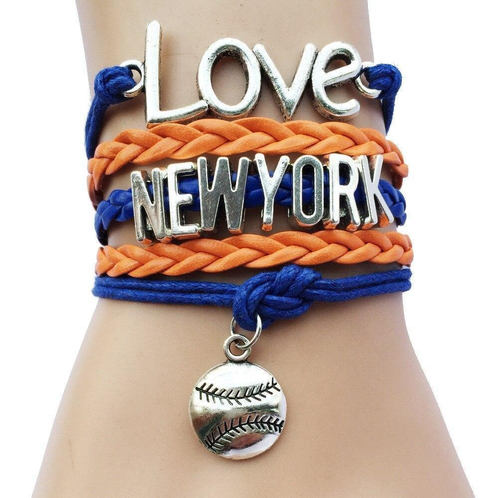 Bracelet Americain i Love New York