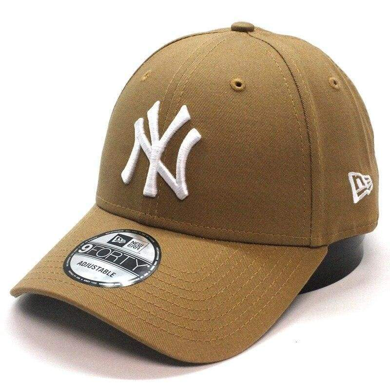 Casquette New York Ny Beige