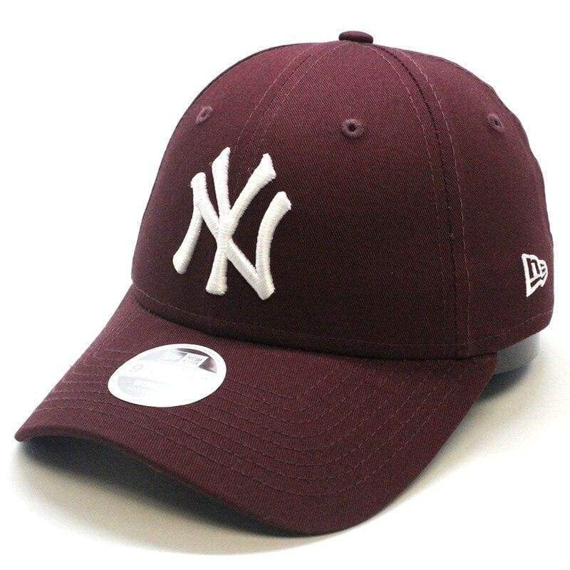 Casquette New York Ny Bordeaux