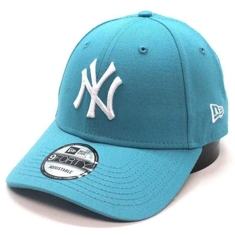 Casquette New York Ny Turquoise