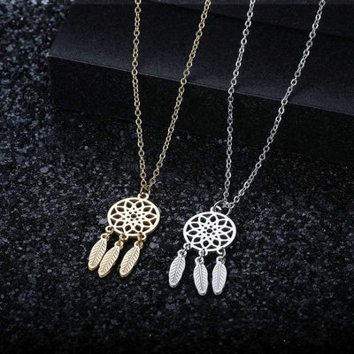 Collier Americain Indien Argent