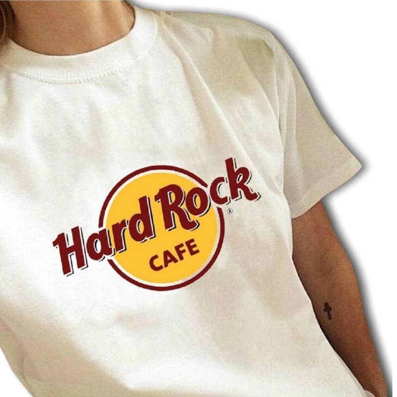 T-shirt Vintage Hard Rock Cafe