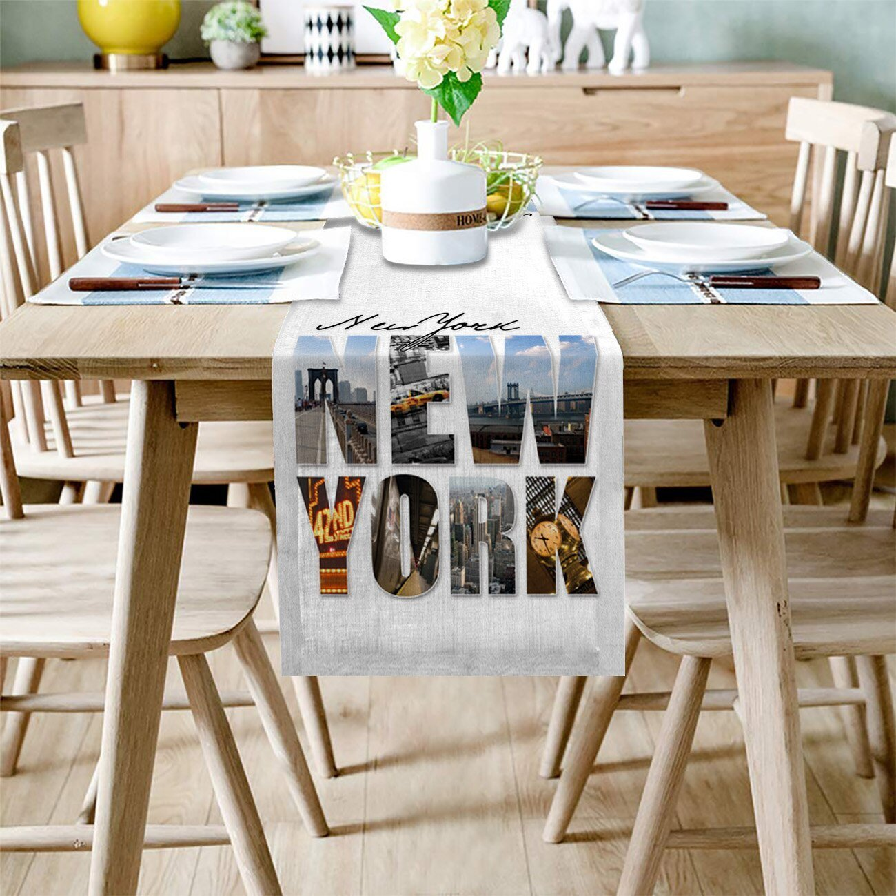 Nappe Vintage New York