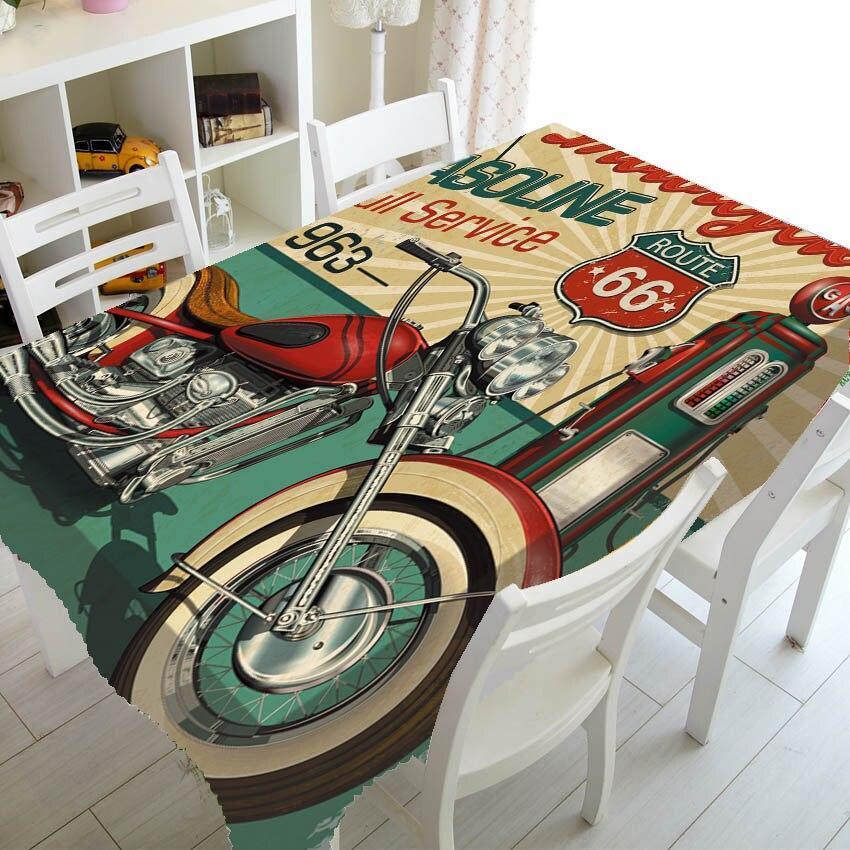 Nappe Vintage De Table