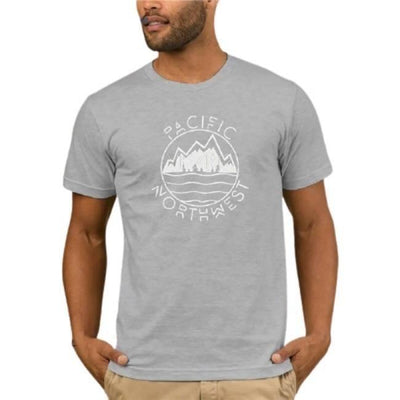 T-shirt Americain Pacific Coast