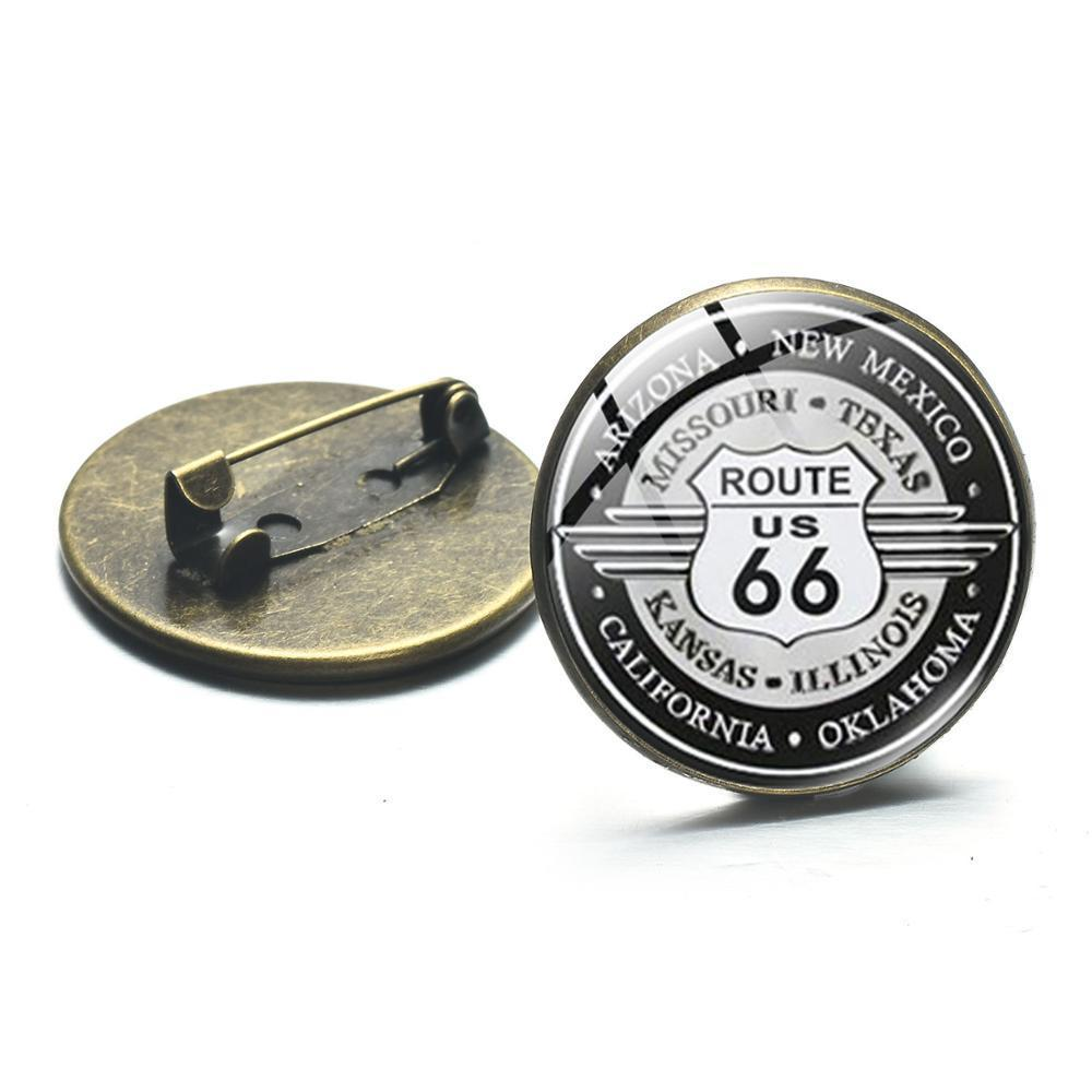 Pin's Vintage Route 66