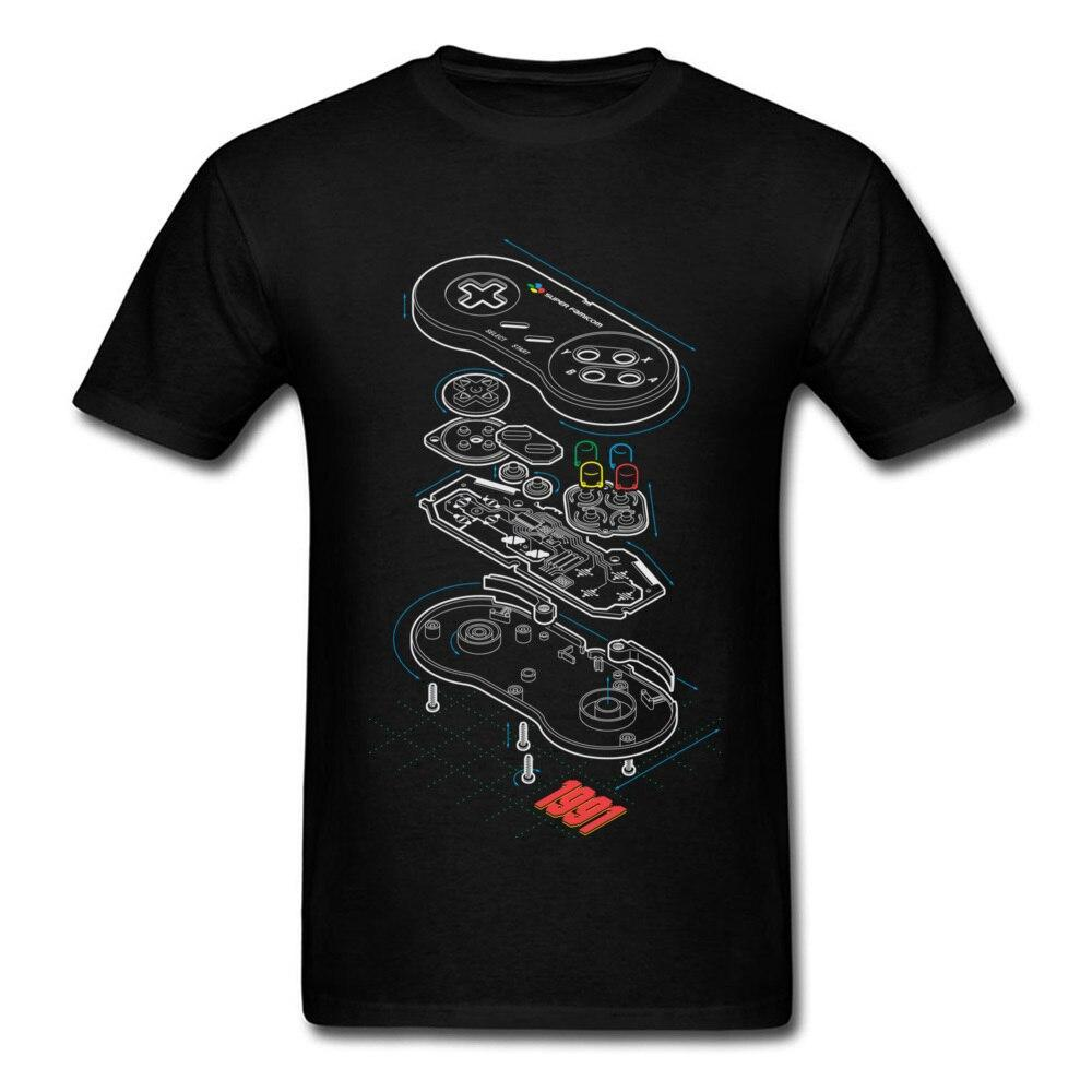 T-shirt Vintage Retro Gaming