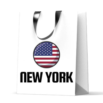 T-shirt Americain New York Homme
