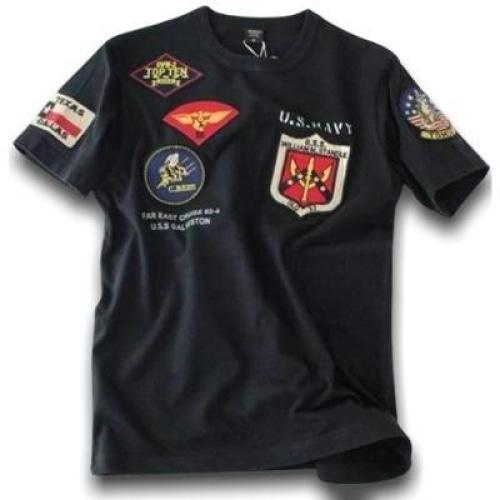 T-shirt Americain Us Navy
