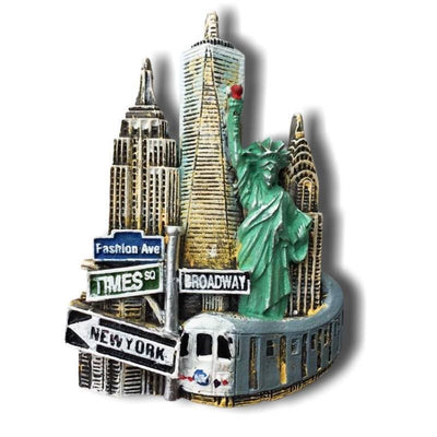 Stickers Vintage Lave Vaisselle New York