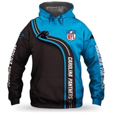 Sweat Americain Carolina Panthers