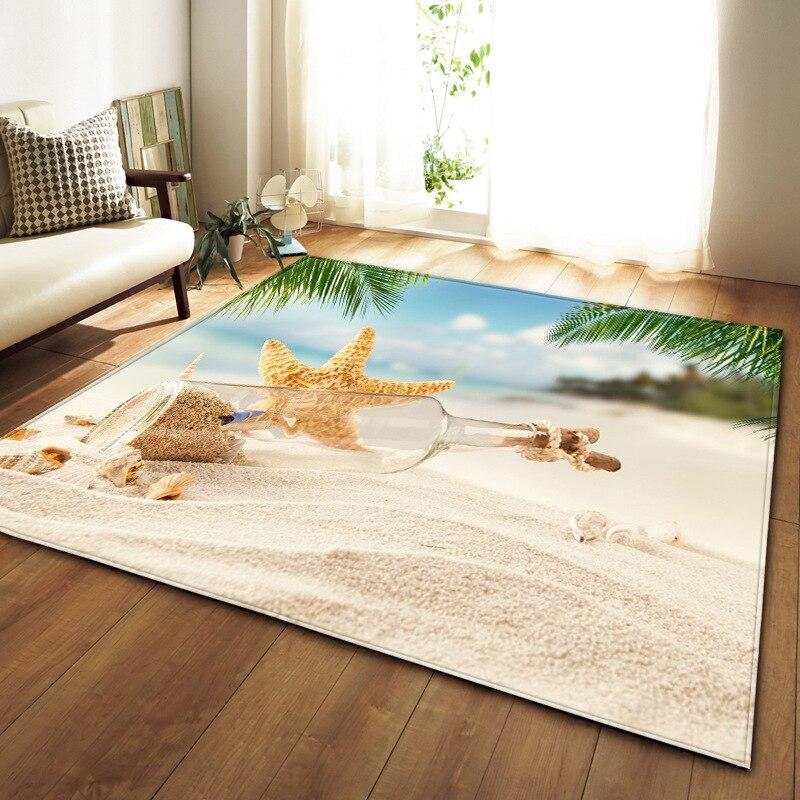 Tapis Vintage Hawaii