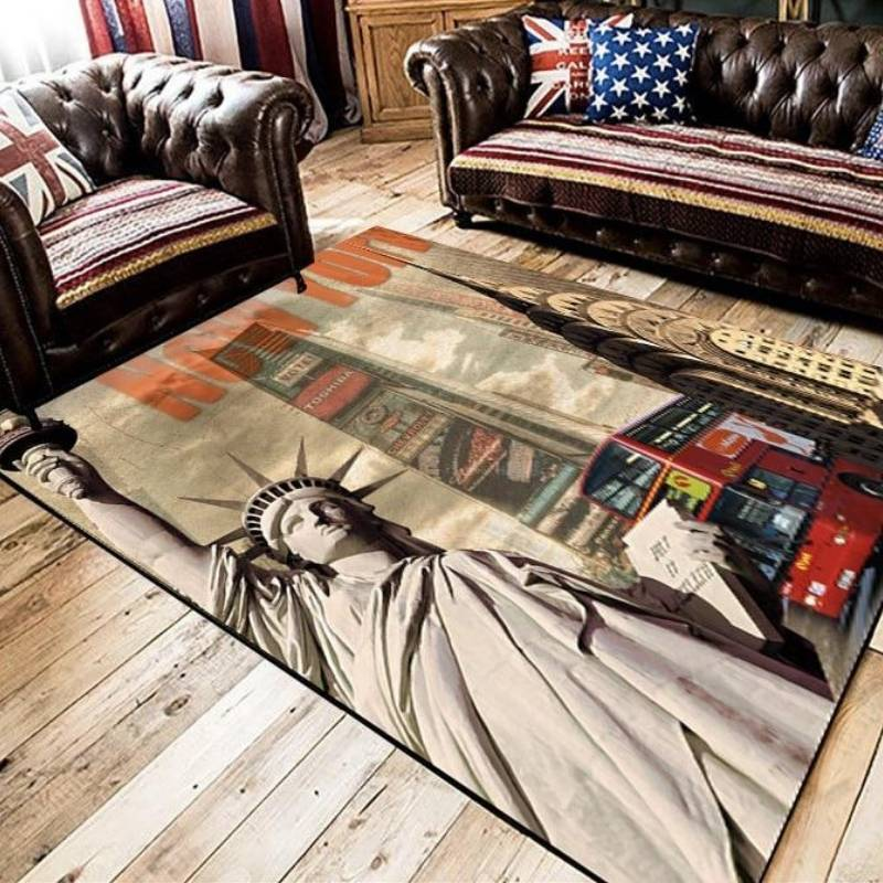 Tapis Vintage de Salon New York