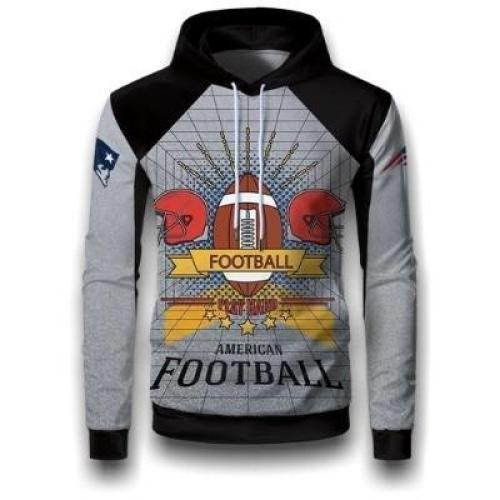 Veste Americaine Football Us