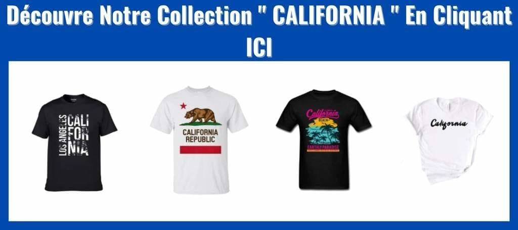 Collection T Shirt California
