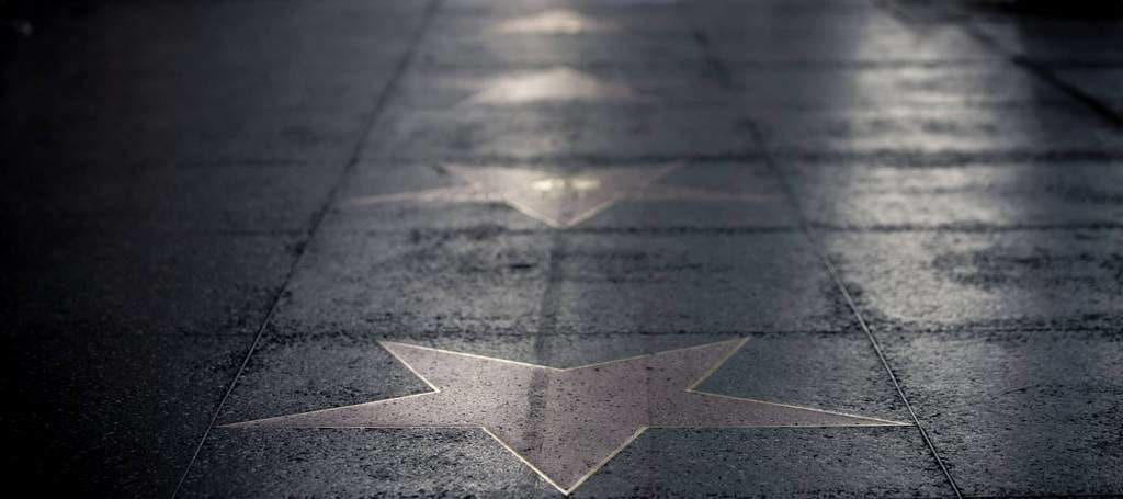 Le Hollywood Walk of Fame