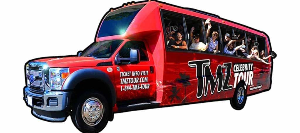 TMZ Celebrity Tour, Los Angeles