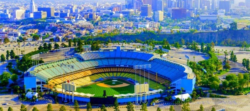 Voir un match des Dodgers au Dodger Stadium, Los Angeles