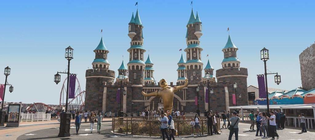 Disneyland Californie
