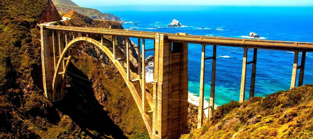 The Big Sur California