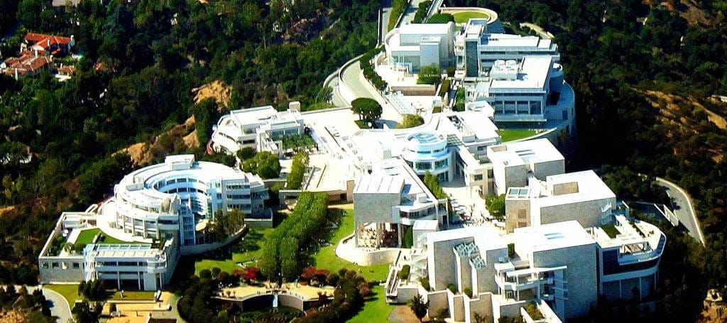 The Getty, Los Angeles et Malibu