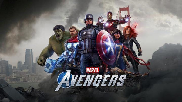 Get a FREE Copy of Marvel Avengers with Intel! - Playtech