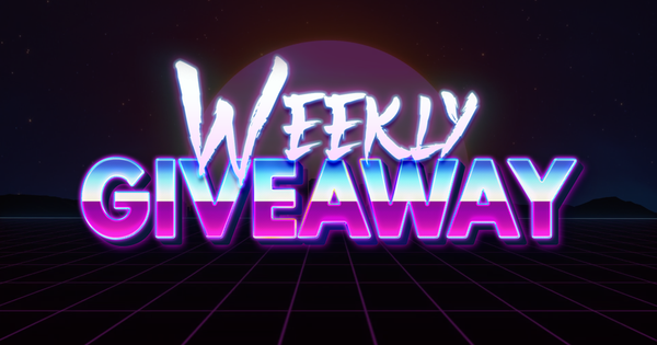 NEW! Weekly Giveaways - Playtech