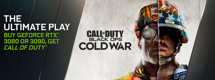 Free COD: Cold War Promotion