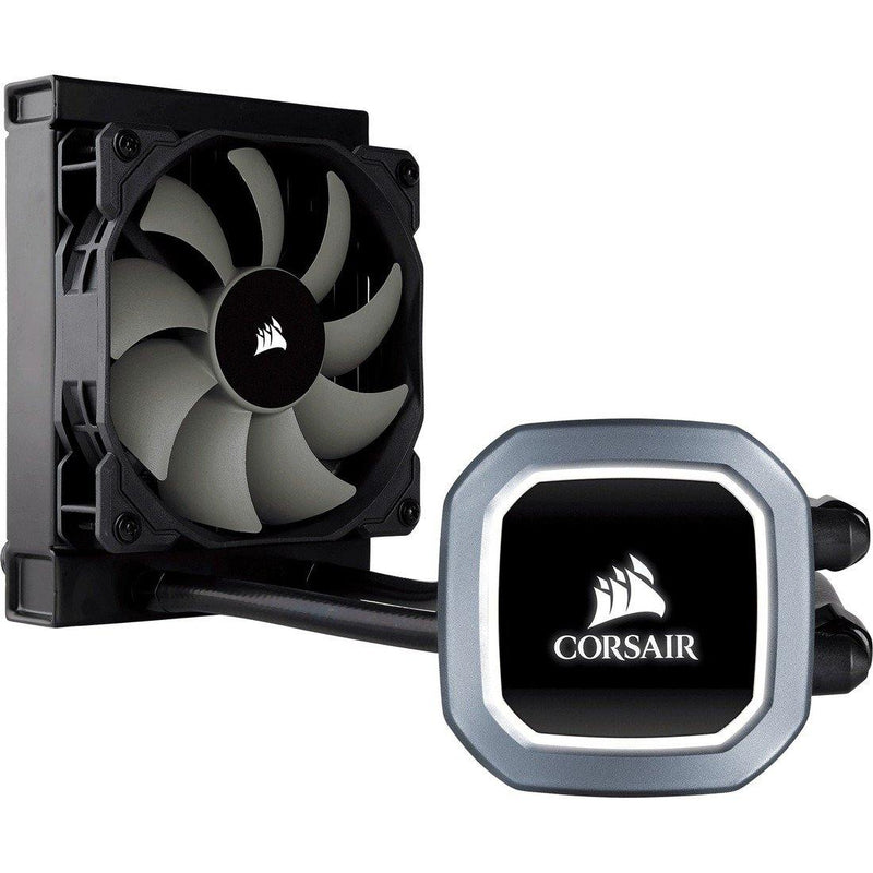 Corsair Hydro Series H60 v2 (2018) 120mm High Performance Liquid CPU Cooler