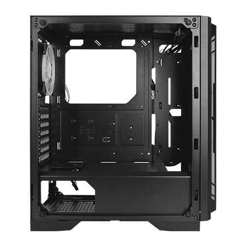 Antec NX400 Mid Tower Gaming Cabinet with Tempered Glass Side Panel