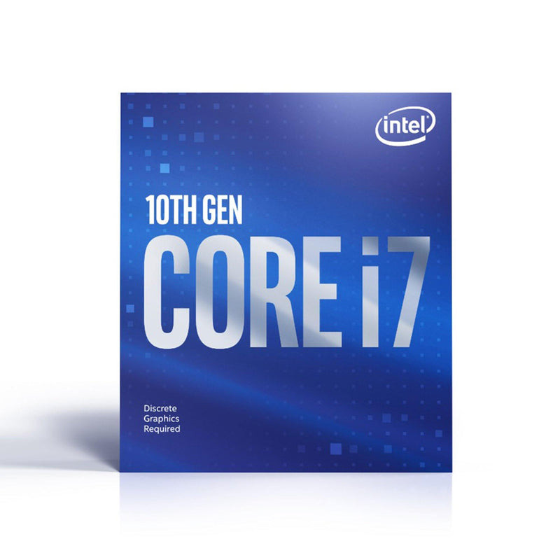 Intel 10th Gen Core i7 10700F Octa Core LGA 1200 2.90GHz CPU Processor