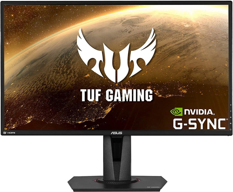 "ASUS TUF VG27AQ 27"" 165Hz WQHD HDR10 IPS G-Sync Compatible Gaming Monitor - Playtech"