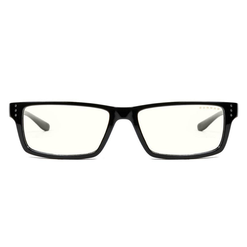 Gunnar Riot Advanced Computer Eyewear - Onyx / Clear Lens