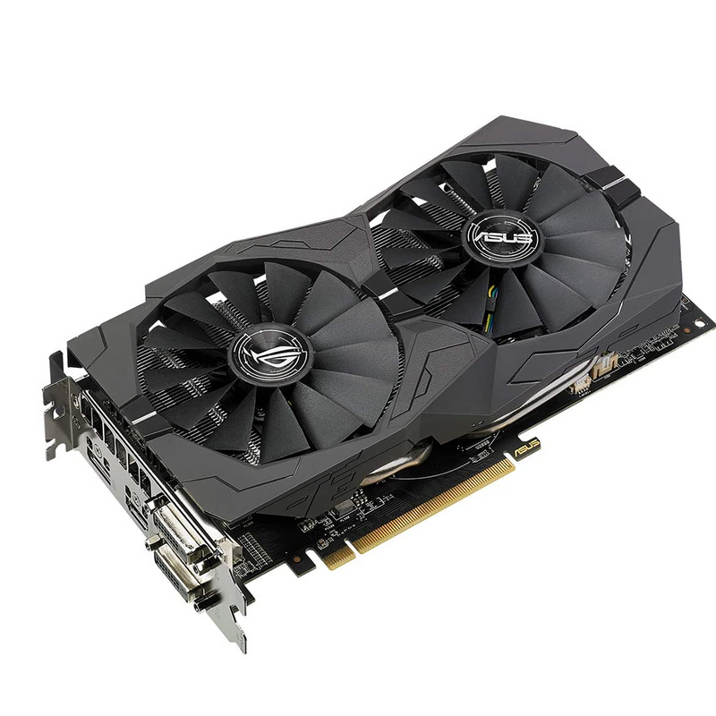 Asus ROG Strix Radeon RX 570 Gaming 8G Graphics Card
