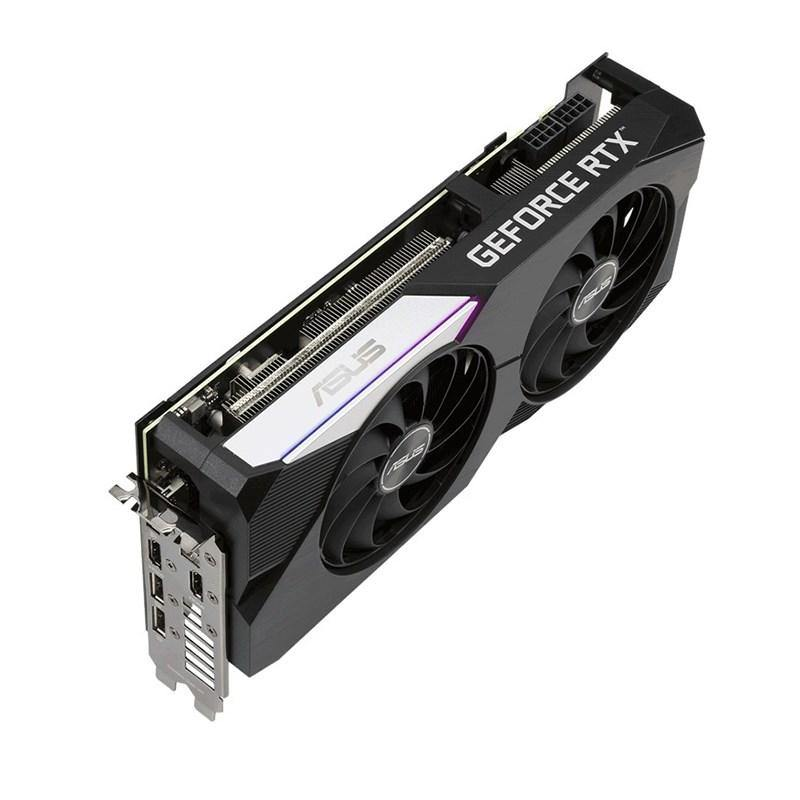 ASUS GeForce RTX 3070 Dual OC 8GB Video Card - Playtech
