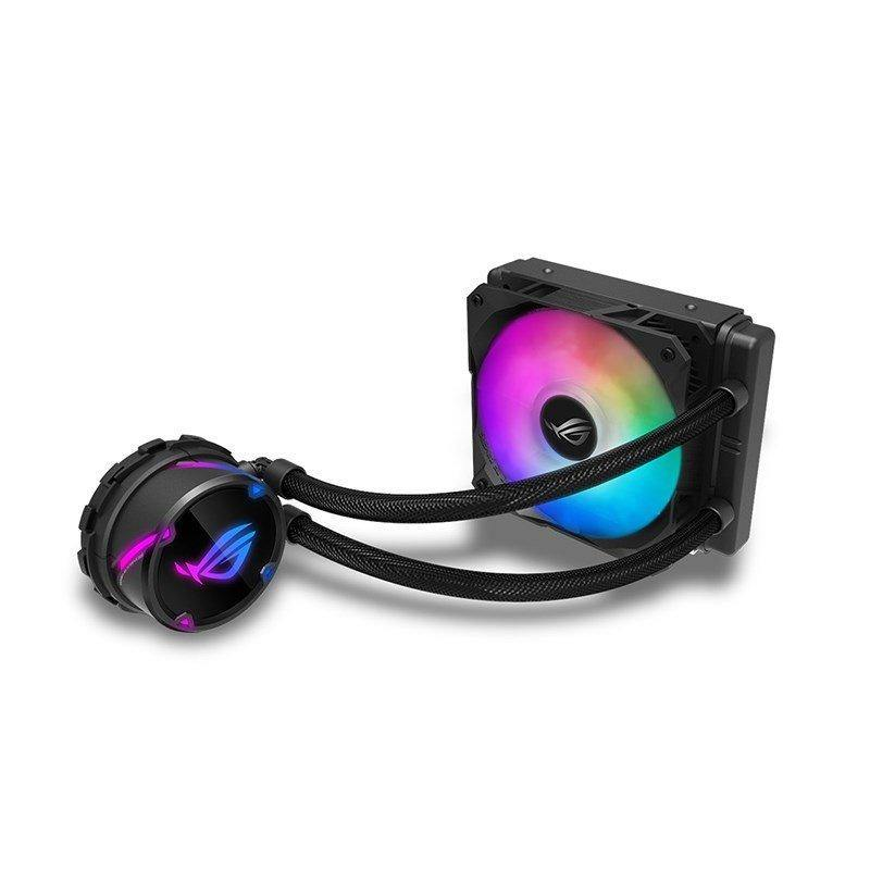 ASUS ROG Strix LC 120 RGB AiO Liquid CPU Cooler - Playtech