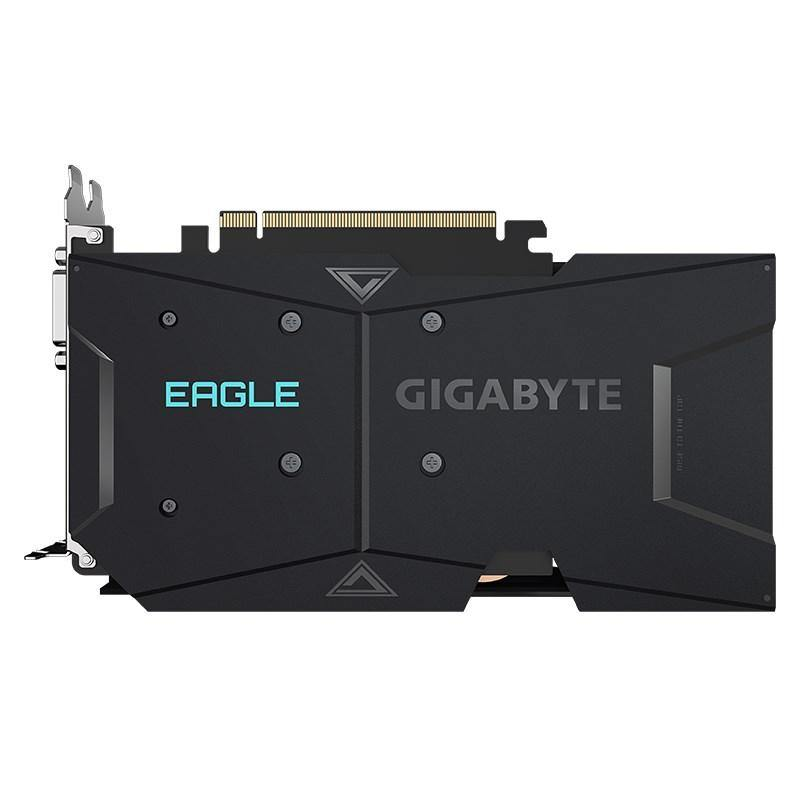 Gigabyte GeForce GTX 1650 EAGLE OC 4GB Video Card