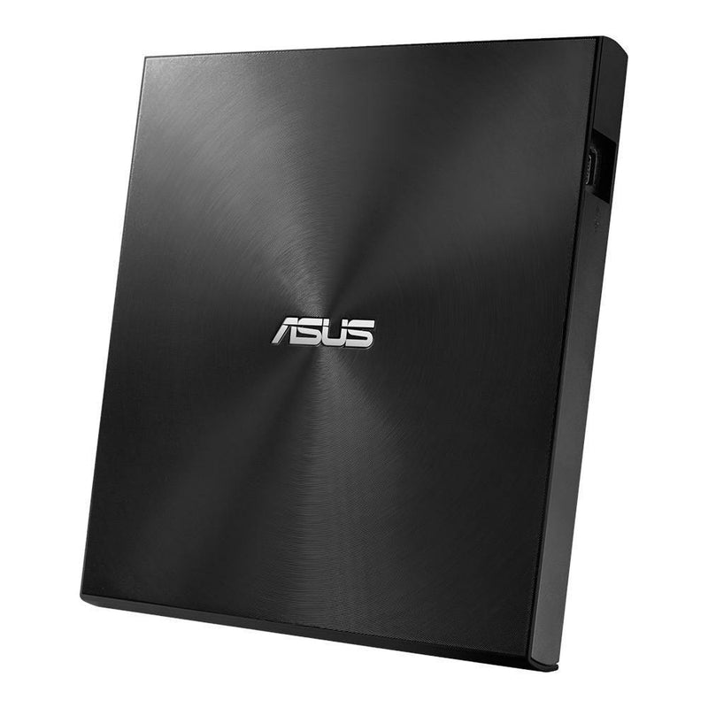ASUS ZenDrive SDRW-08U7M-U External Ultra Slim DVD Writer Black - Playtech