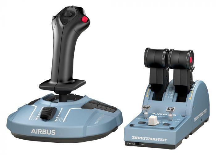 Thrustmaster TCA Officer Pack Airbus Edition Flight Pack - PC - Playtech