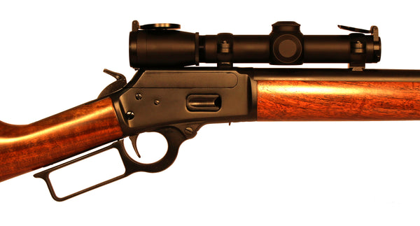 Marlin 1894 .45 Colt by Grizzly Custom Guns + Leupold FX-II 2.5x20mm
