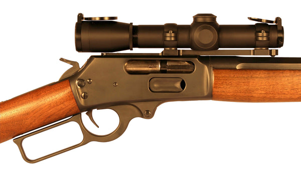 Marlin 1895 by DRC Guns + Leupold FX-II 2.5x20mm