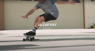 Taylor Knox - Carver Skateboards