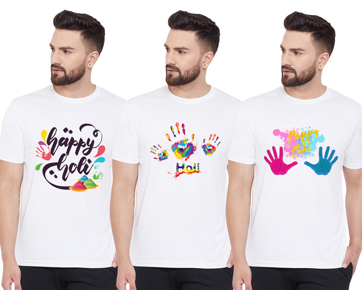 Pack of 3 Holi Tees
