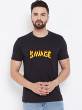 Load image into Gallery viewer, Mens Savage.Fire Tshirt