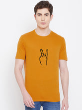 Load image into Gallery viewer, Mens Victory Symbol Tshirt